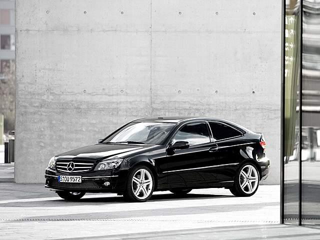 Mercedes-Benz CL203