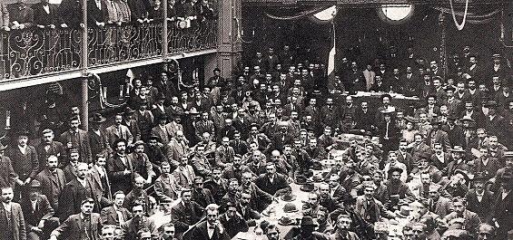 La nascita della Confederazione Generale del Lavoro