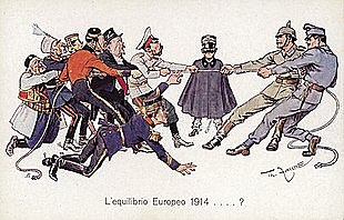 L'Italia fra neutralità e intervento