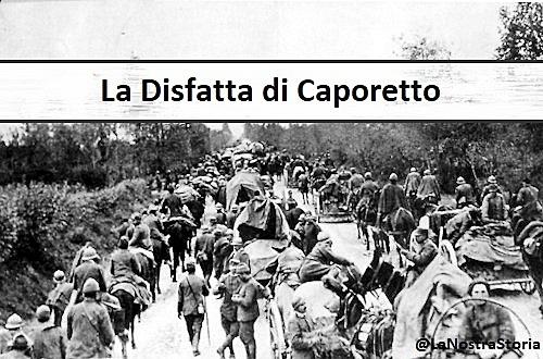 La disfatta dell'esercito italiano