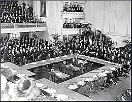 Il trattato di Versailles