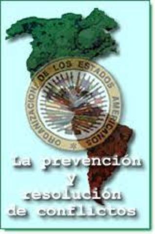 La Comisión Internacional de Apoyo y Verificación (CIA-OEA)