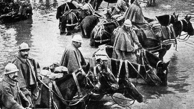 La battaglia di Verdun e la battaglia delle Somme