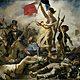 Eugène delacroix   le 28 juillet. la liberté guidant le peuple scaled