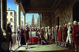 Election of Washington