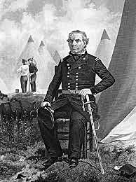 Zachary Taylor elected