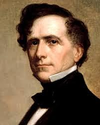 Franklin Pierce elected