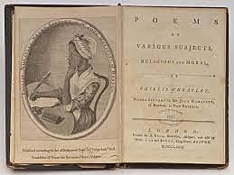 Phillis Wheatley's poetry published