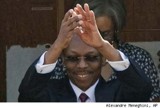 Retorno de Aristide a la Presidencia