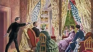 Freedman´s Bureau established  and Lincoln assassination