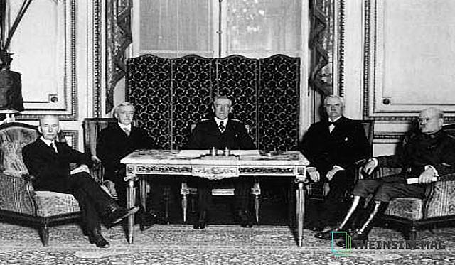 I Trattati di Versailles
