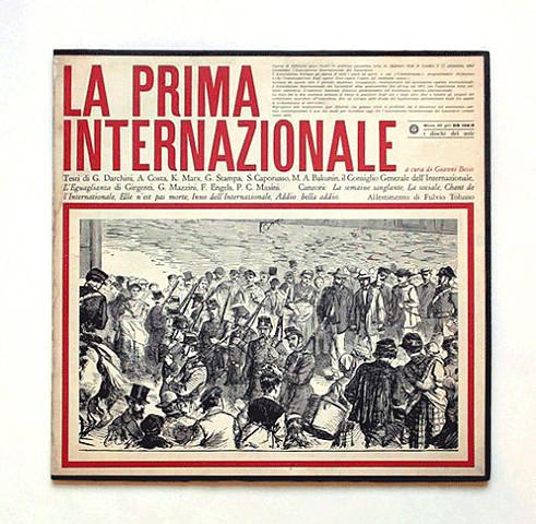 La Prima Internazionale e il Socialismo Europeo