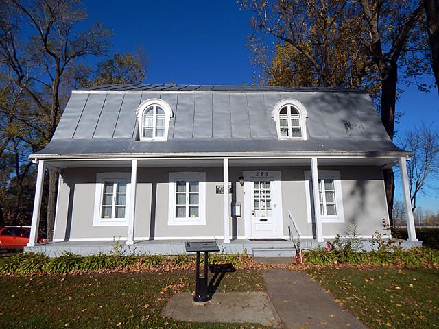 Maison André-Lamarre classé à titre de monument historique