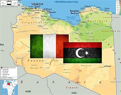 L'talia Coloniale: la Libia