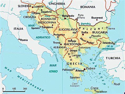 Le guerre dei Balcani