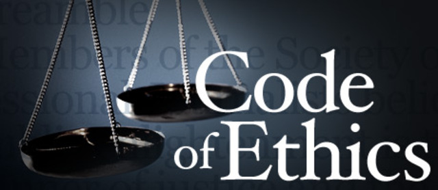 Code of ethics adopted