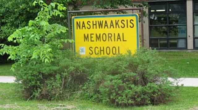 Nashwaaksis Memorial