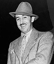 Создание «Walt Disney Company»