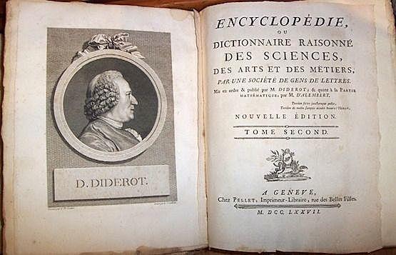 Publicación da Enciclopedia