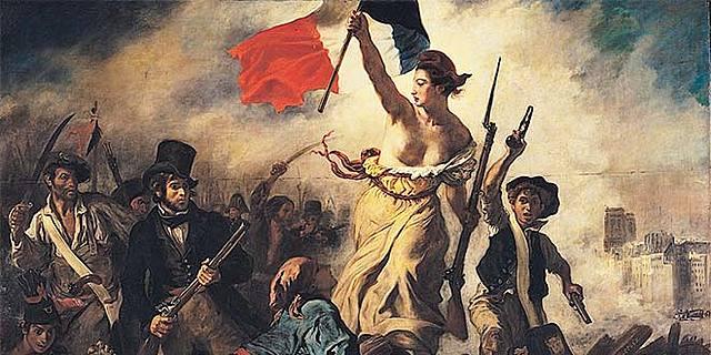 Revolución liberal en Francia