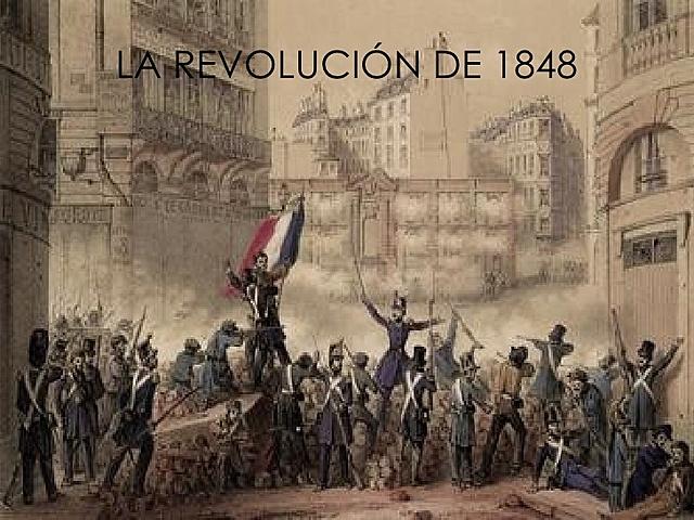 """Revolucións liberais: """"a primavera dos pobos""""."""