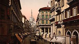 L'Italia dal 1850 al 1919 timeline