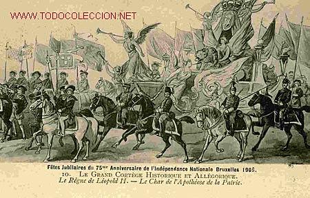 Independencia de Bélxica