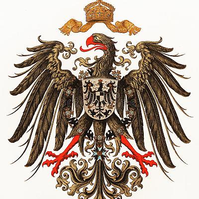 La Germania dall'imperialismo alla prima guerra mondiale timeline