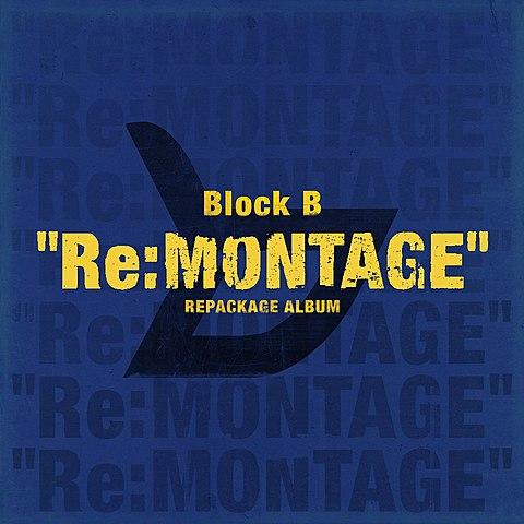 Мини-альбом Re:MONTAGE