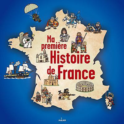 Petite histoire de France timeline