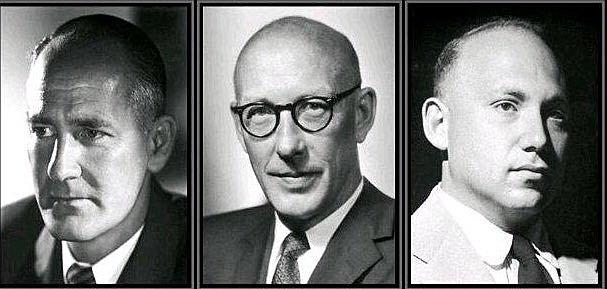 Nobel Saria: George Beadle eta Edward Tatum; Jhosua Lederberg