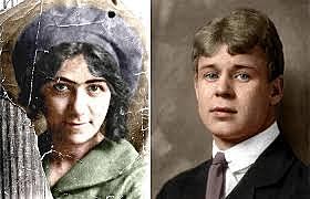 Знакомство с Галиной Бениславской