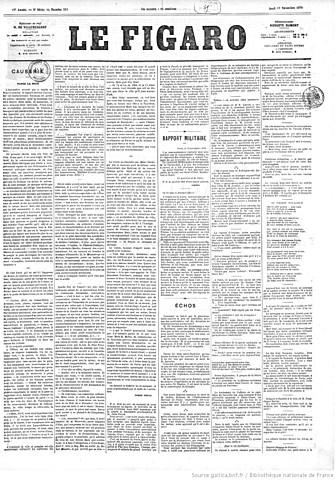 """Le Figaro (""""Фигаро"""")"""
