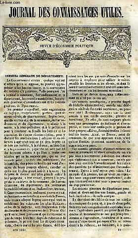 Journal de connaissance utile («Газета полезных сведений»)