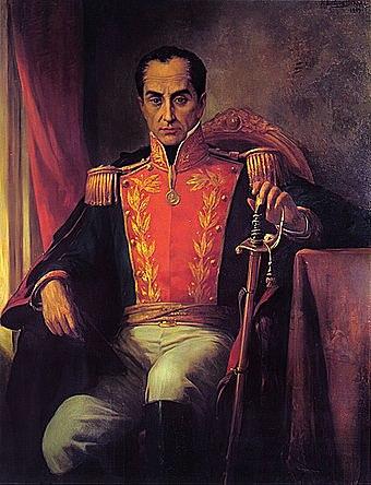 Bolívar Liberates and Unites Gran Columbia