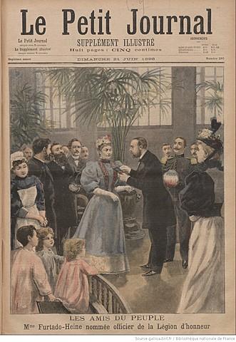 Le Petit Journal («Маленькая газета»)