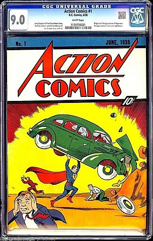 ACTION COMICS n. 1