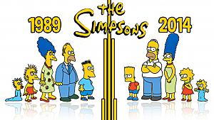 Primer capítulo de 'Los Simpson's'