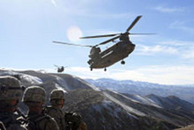 U.S. Invasion of Afghanistan