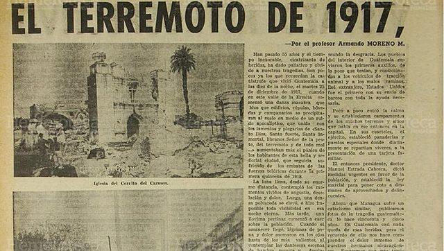 Terremoto 17'