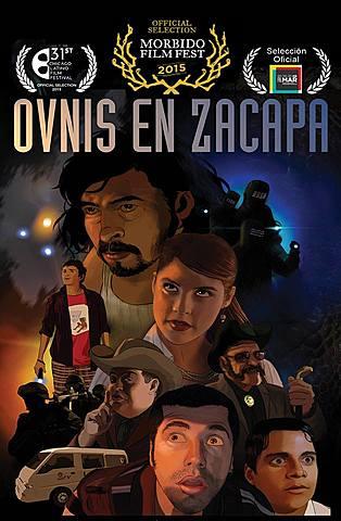 Ovnis en Zacapa