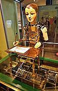 Automate dessinateur-écrivain de Maillardet