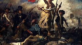 Den franske revolusjon Mia Kastet 8A timeline