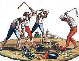 Da Den Franske revolusjonen startet