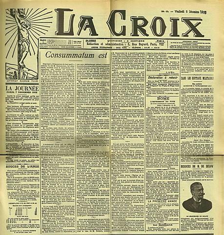 "Lе Сroix (""Крест"")"