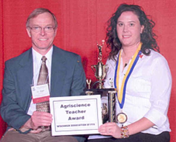 Agriscience Teacher of the Year