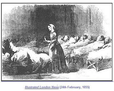Siglo XVIII  el avance de la enfermeria.