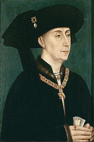 "Felipe III de Borgoña. ""Felipe el Bueno"". (1396-1467). - Dinastía Valois."
