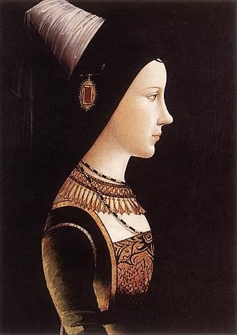 María I de Borgoña. (1457-1482). Esposa de Maximiliano I.
