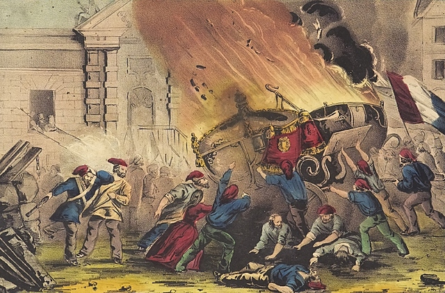 French Revolution/Hantian Revolution(Chapter 8)
